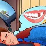 Mơ thấy răng là điềm báo gì – Những con số may mắn liên quan
