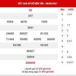 Thống kê XSBTR ngày 15/6/2021 – Thống kê KQ xổ số Bến Tre thứ 3