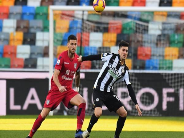 Dự đoán kèo Châu Á Udinese vs Ascoli (1h45 ngày 14/8)