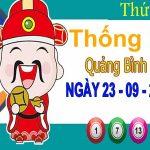 Thống kê XSQB ngày 23/9/2021 – Thống kê đài xổ số Quảng Bình thứ 5